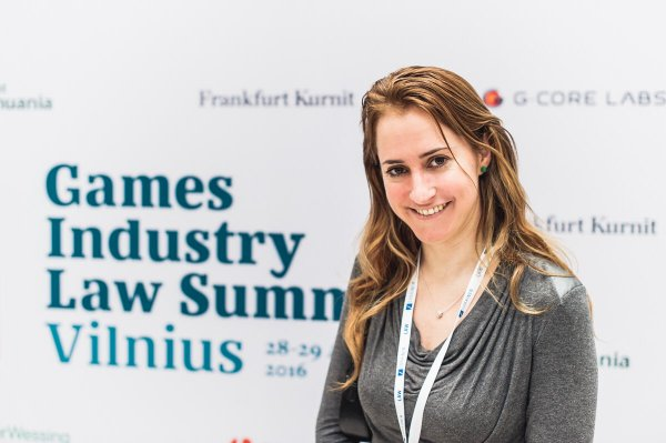 Asistimos al 2º Games Industry Law Summit en Vilnius